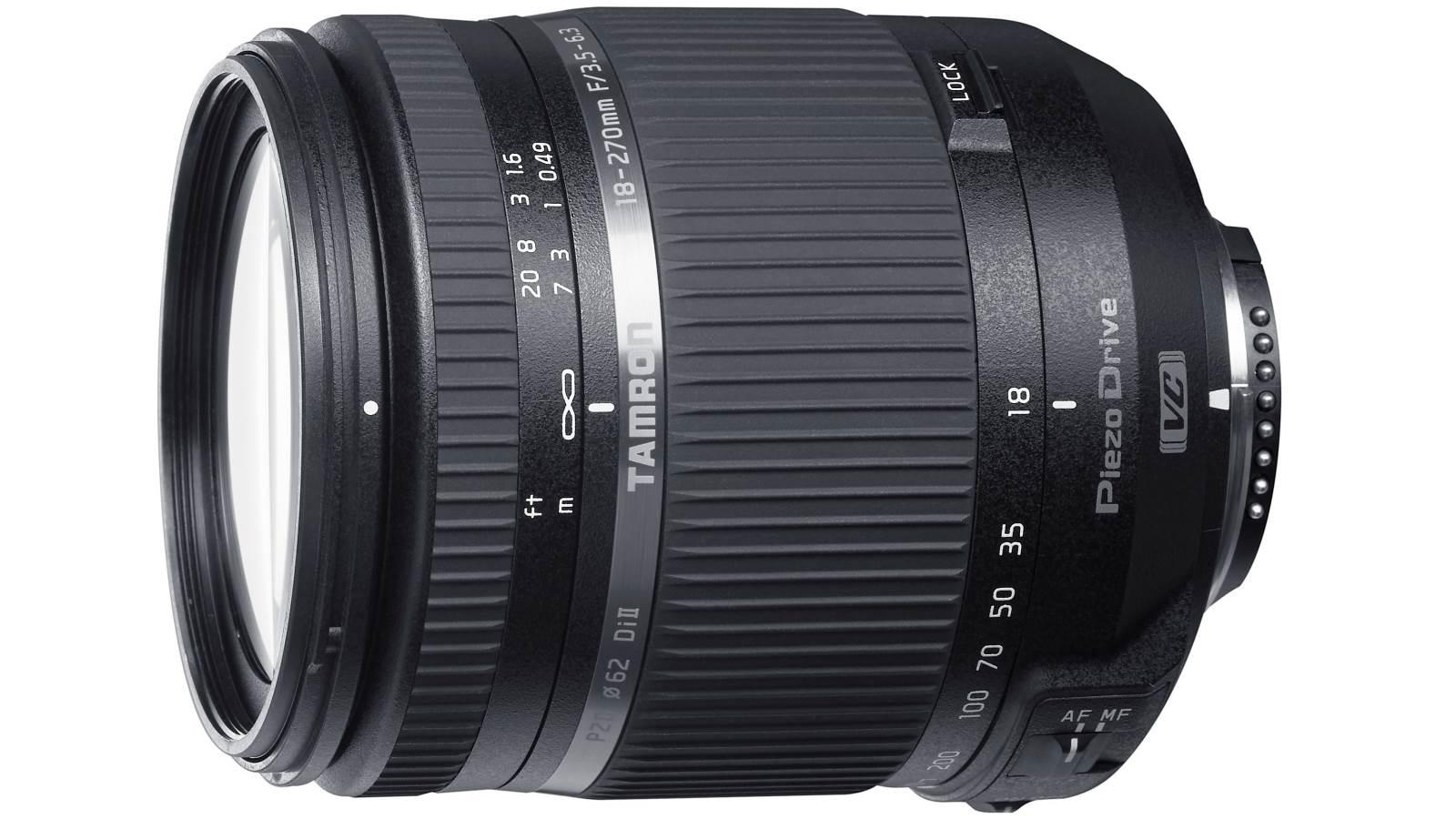 Buy Tamron 18 270mm F3 5 6 3 Di Ii Vc Pzd Lens For Nikon Harvey Norman Au