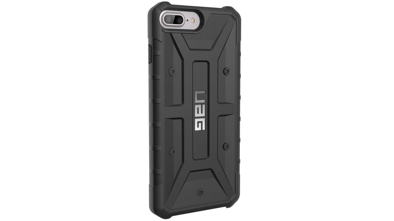 timeless design 6acc6 35632 UAG Pathfinder Case for iPhone 8 Plus/7 Plus/6s Plus - Black