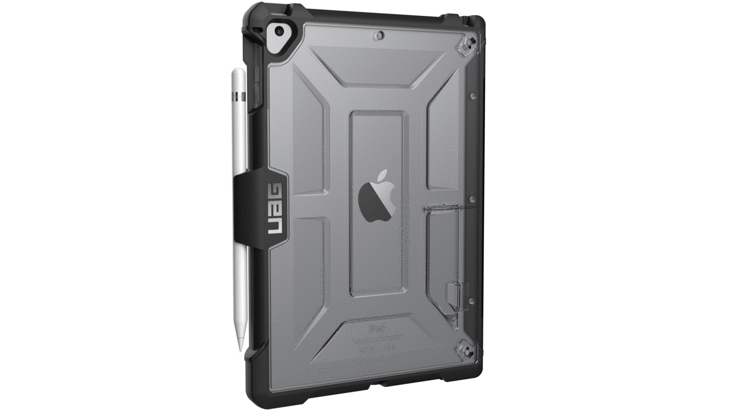 check out ae55f f64a2 UAG Plasma Case for iPad 9.7-inch - Ice/Black
