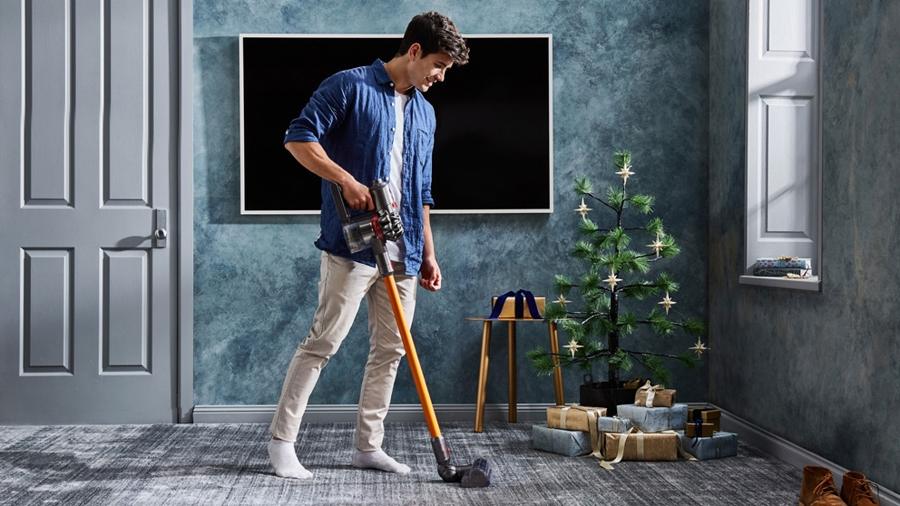 92e4169e7dc Dyson V8 Absolute Cordfree Handstick Vacuum Cleaner - Harvey Norman