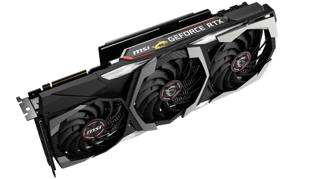 MSI NVIDIA GeForce RTX 2080 Ti Gaming X Trio 11GB Graphics Card