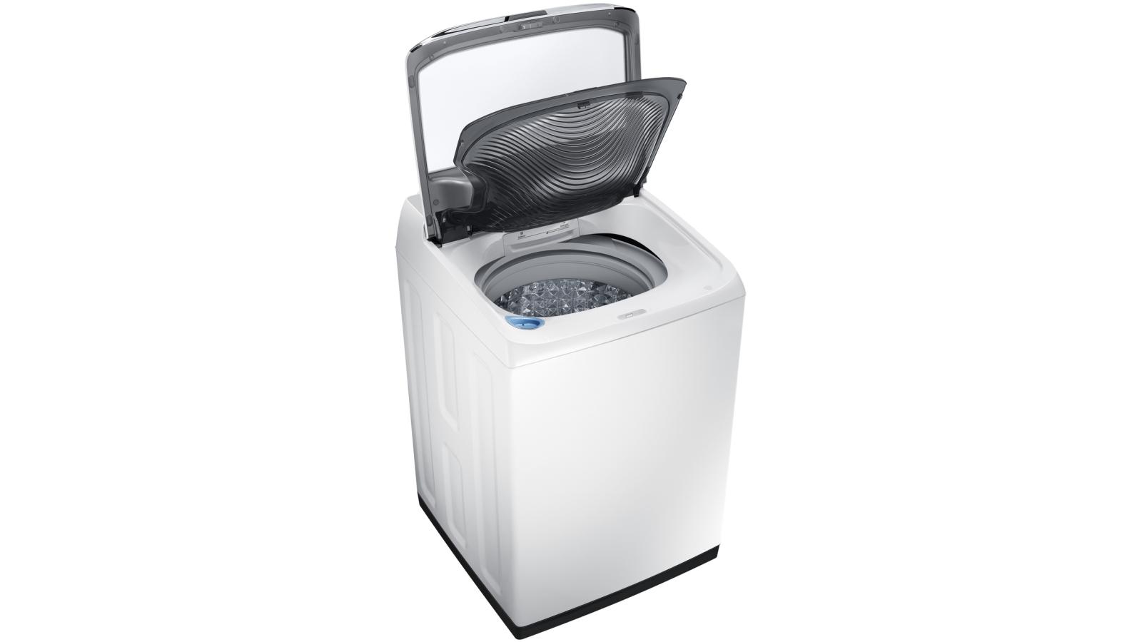Samsung 11kg Activ DualWash™Top Loading Washing Machine - White