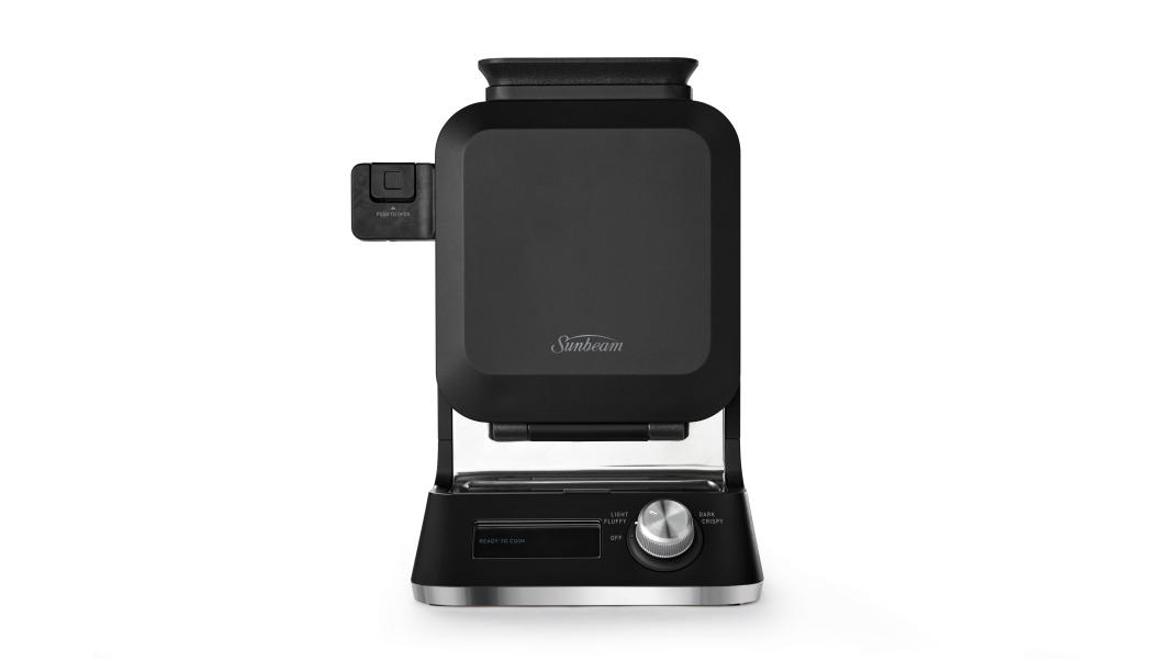 Image of Sunbeam Shade Select Verticle Waffle Maker - Black Classic