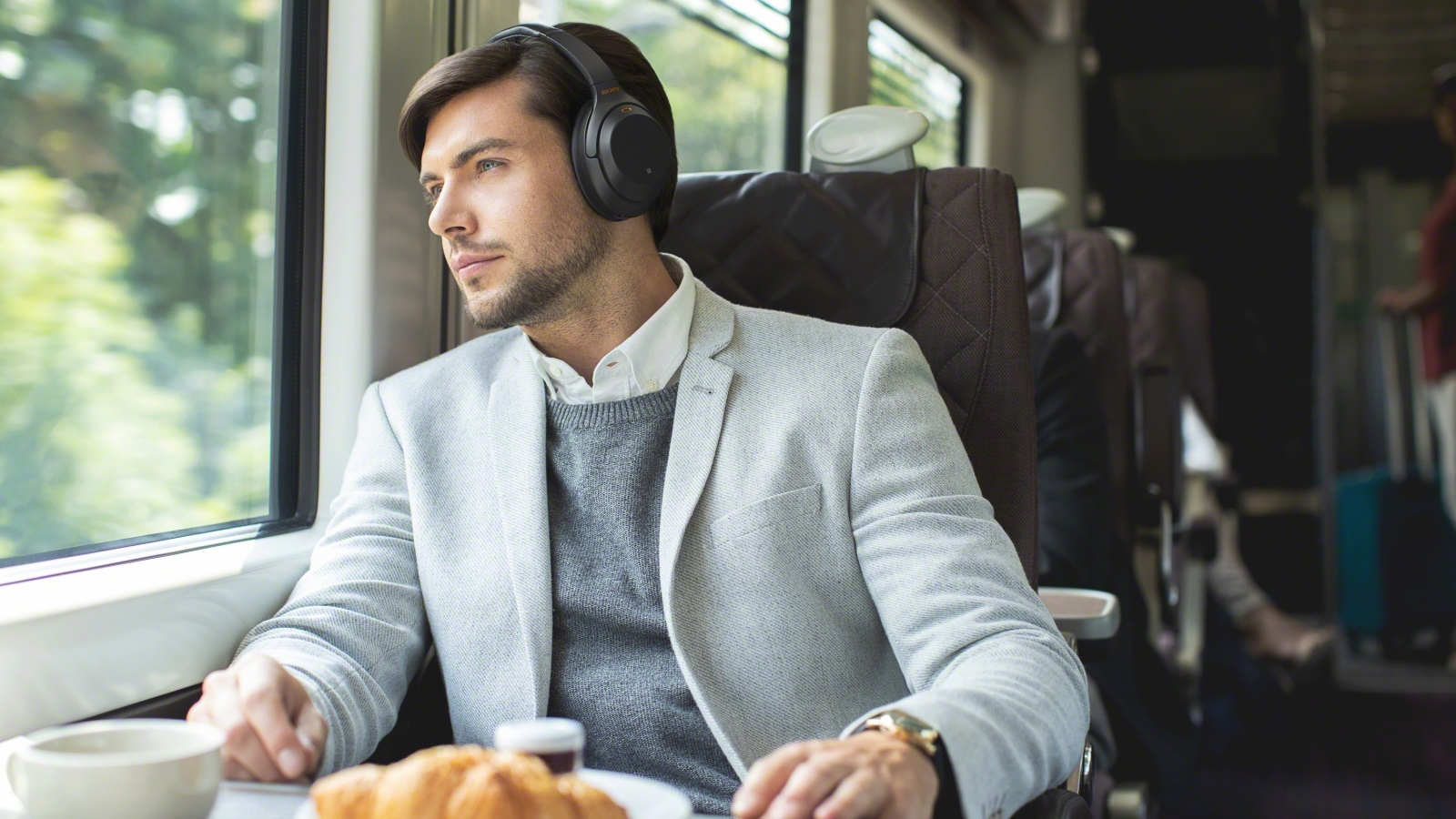 Sony WH-1000XM3 Wireless Noise Cancelling Headphones