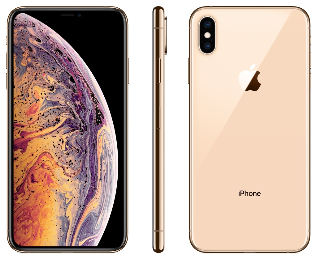 Apple Iphone Xs Max 64gb Gold Harvey Norman