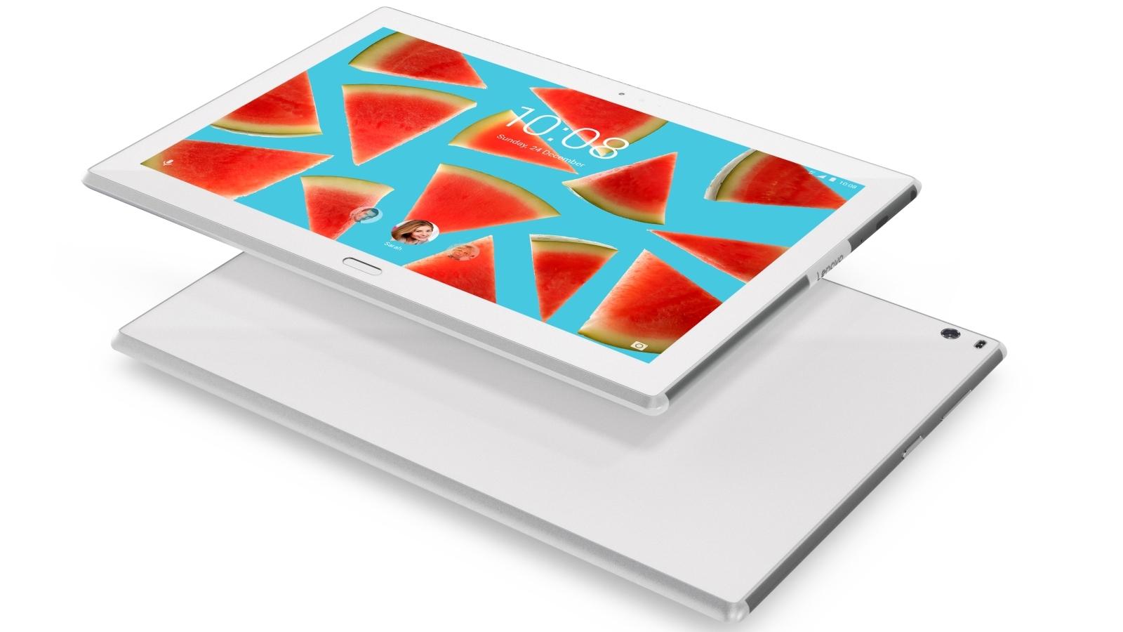 Lenovo Tab 4 10 Plus 10 1-inch Tablet - White
