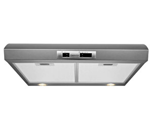 Slide out rangehood