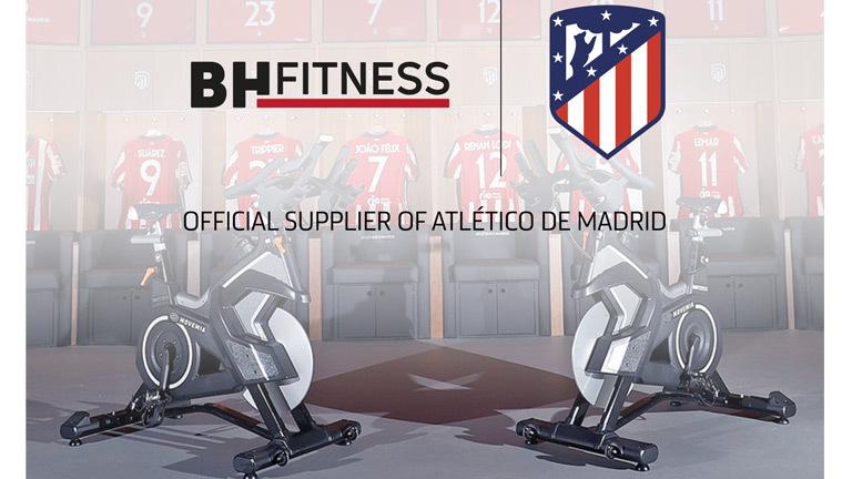 Atlético de Madrid Sponsor