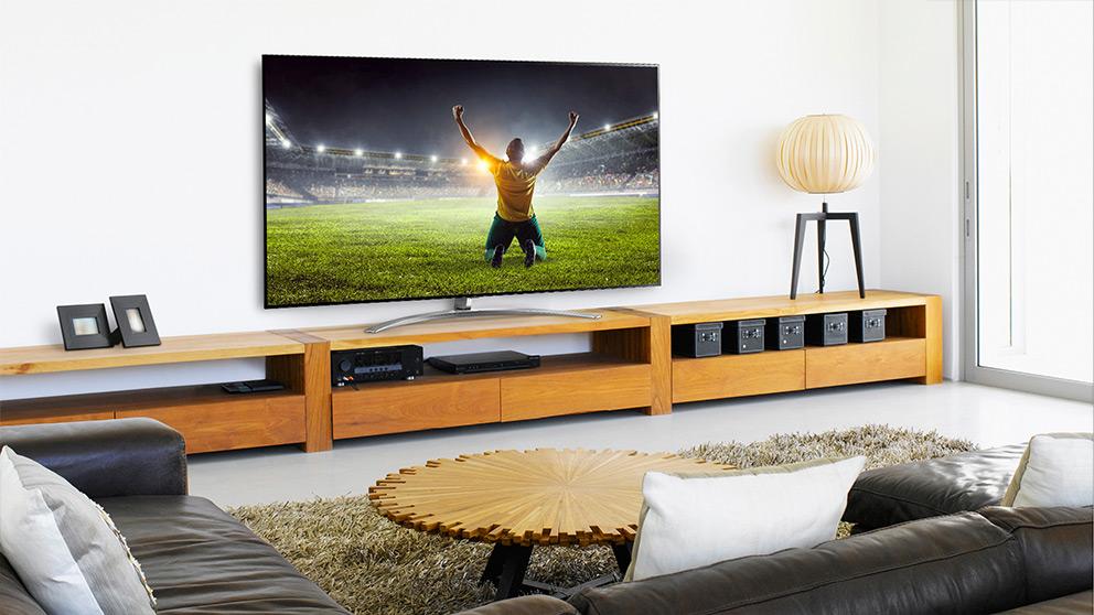LG SUPER 4K UHD TVs
