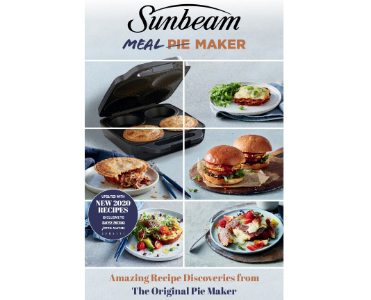 Discover Sunbeam's Easy as Pie Recipes