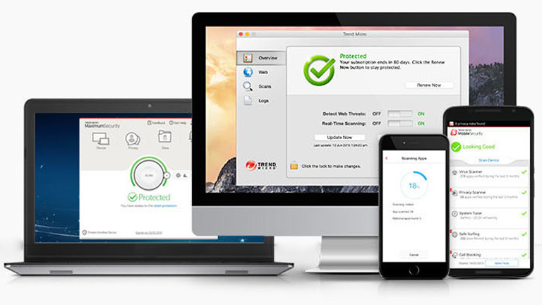 Trend Micro, Trend Micro Internet Security Software | Harvey