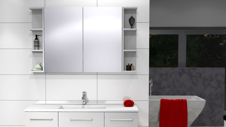 Timberline, Timberline Vanity & Bathroom Cabinets | Harvey Norman ...
