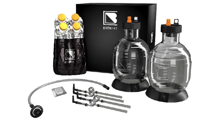 BrewArt Complete Kegging Pack