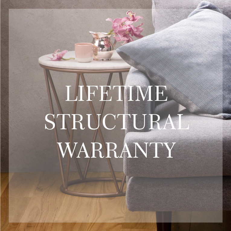 Lifetime Structural Warranty