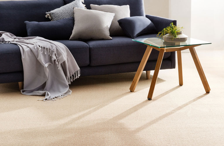 The Natural Path Wool Carpet