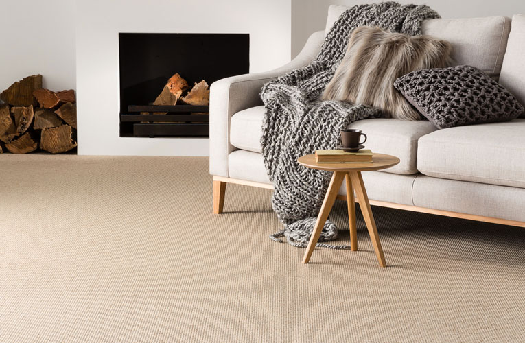 The Natural Sounds Wool Carpet