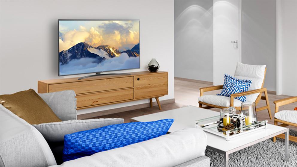 LG 4K UHD TVs