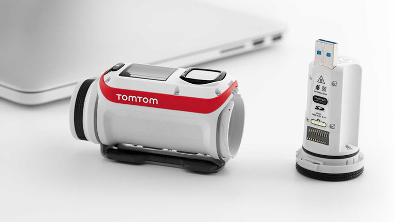 TomTom Action Cameras