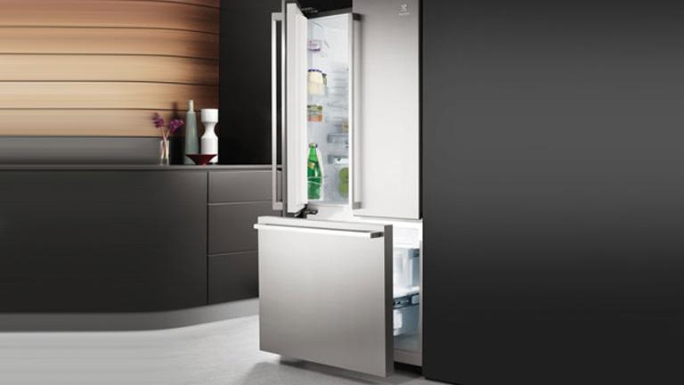 Electrolux washing machines vacuums kitchen appliances for Kitchen set electrolux