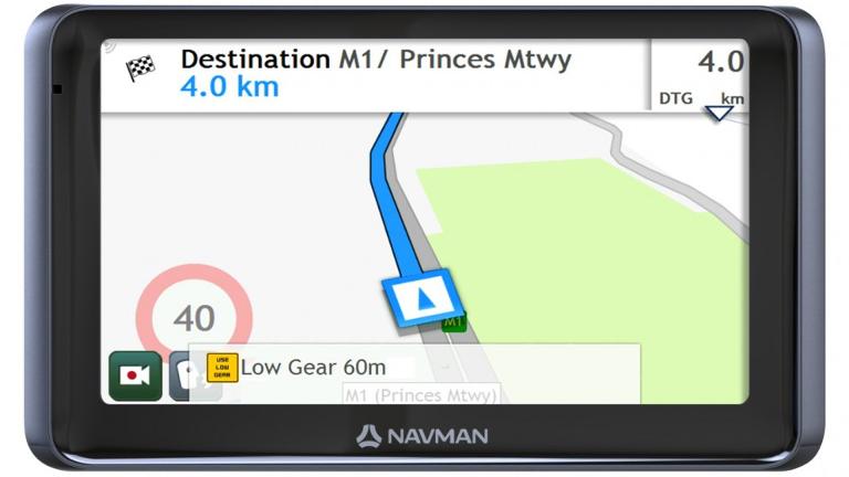 Navman GPS Navigators