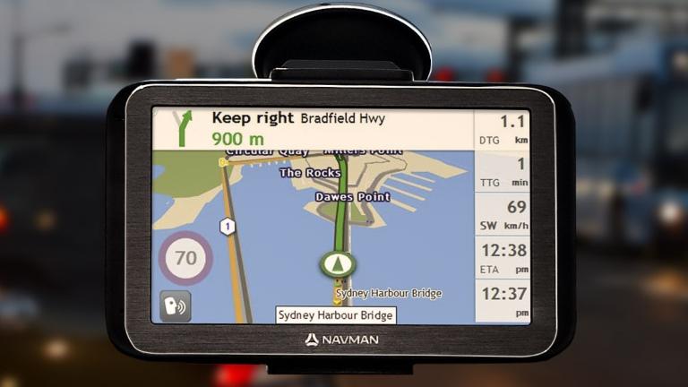 Navman iCN 720 Review | ZDNet