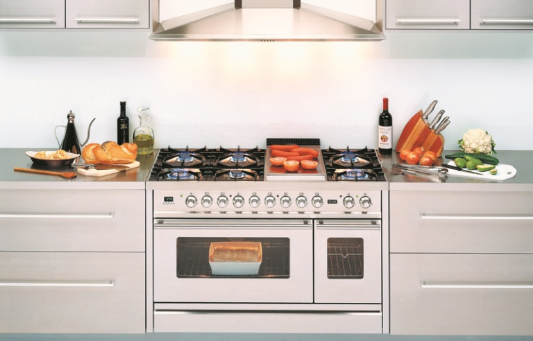Freestanding Cookers & ILVE ILVE Oven Cookers and Rangehoods | Harvey Norman Australia