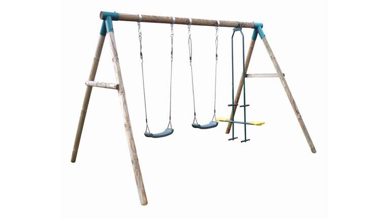Swings & Outdoor Play