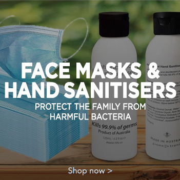 Face Mask & Sanitiser