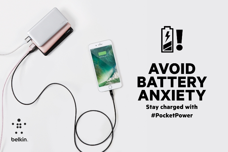 Belkin Chargers & Power Banks