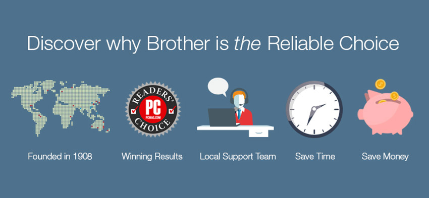 Brother Reliability