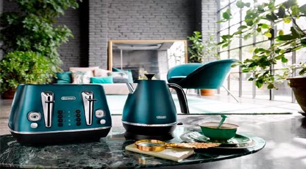 Delonghi Kettles and Toasters