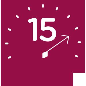 15 Bars Max