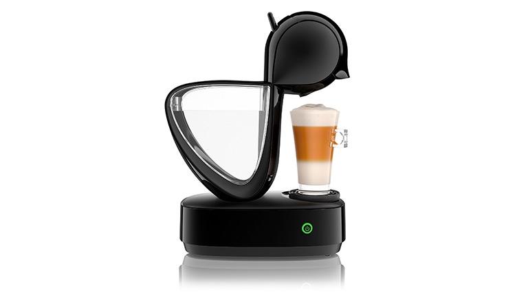 Infinnissima Black Coffee Machine