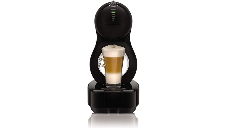 Lumio Black Coffee Machine