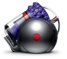 Dyson Clean Machines Curves Ahead