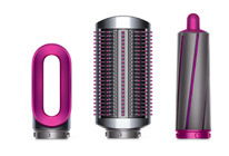 Dyson Apparent Curls and Waves