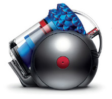 Dyson Clean Machines On The Ball