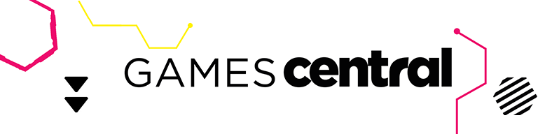 Games Central Hero Banner