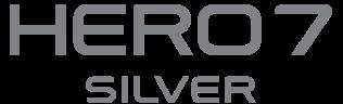 GoPro Hero7 Silver Logo