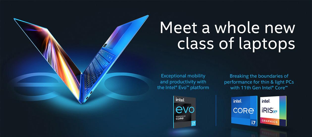 Intel Hero Banner