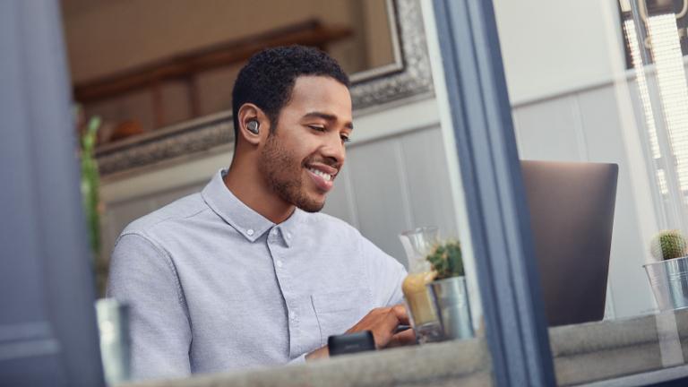 Jabra True Wireless Headphones