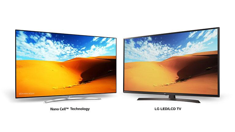 LG Nano Cell Technology