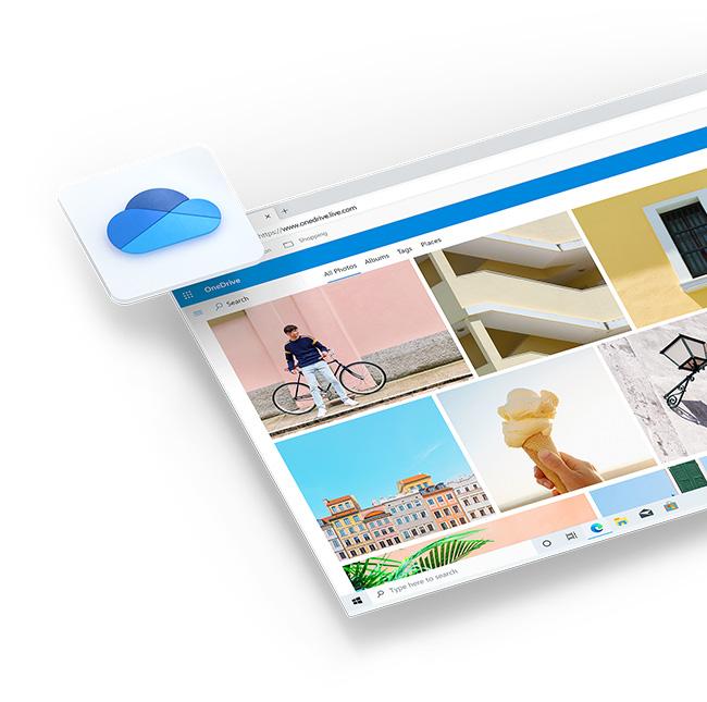 Microsoft 365 1 TB OneDrive Cloud Storage