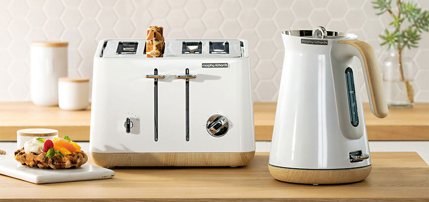 Buy Morphy Richards Toasters Amp Kettles Harvey Norman