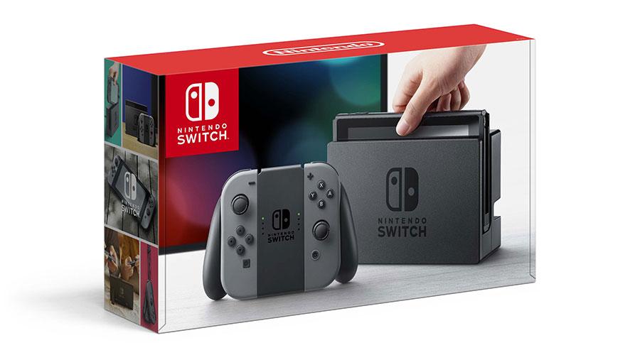Nintendo Switch - Nintendo Switch Consoles, Nintendo Switch