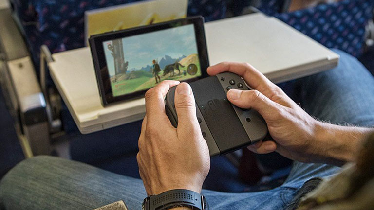 Home Console Gaming on the Go