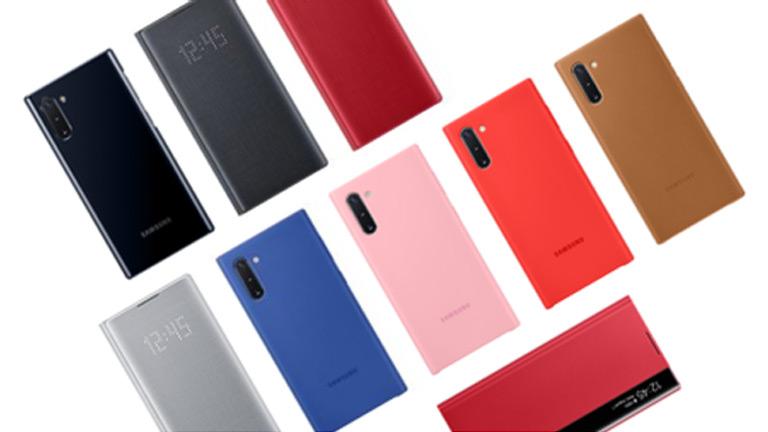 Samsung Galaxy Note10 Accessories 1