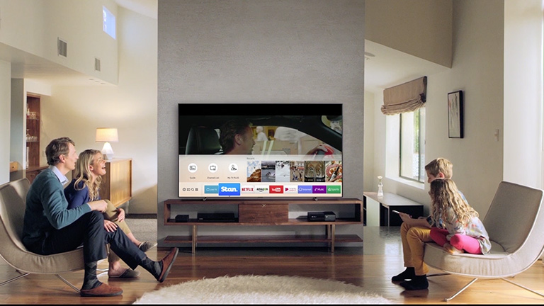 Samsung QLED TV Range | Harvey Norman Australia | Harvey