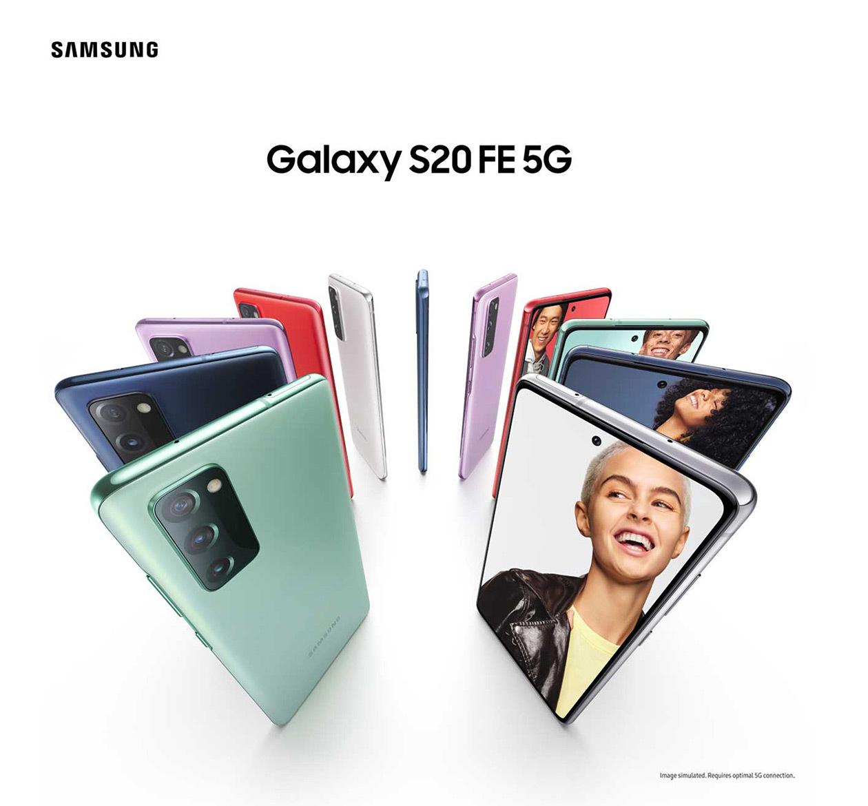 New Samsung Galaxy S20 Fe Harvey Norman Australia