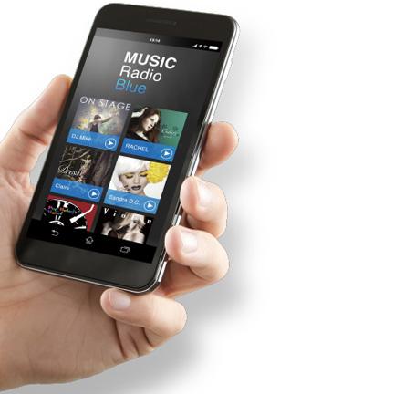 Stream via Bluetooth and Share with MusicCast